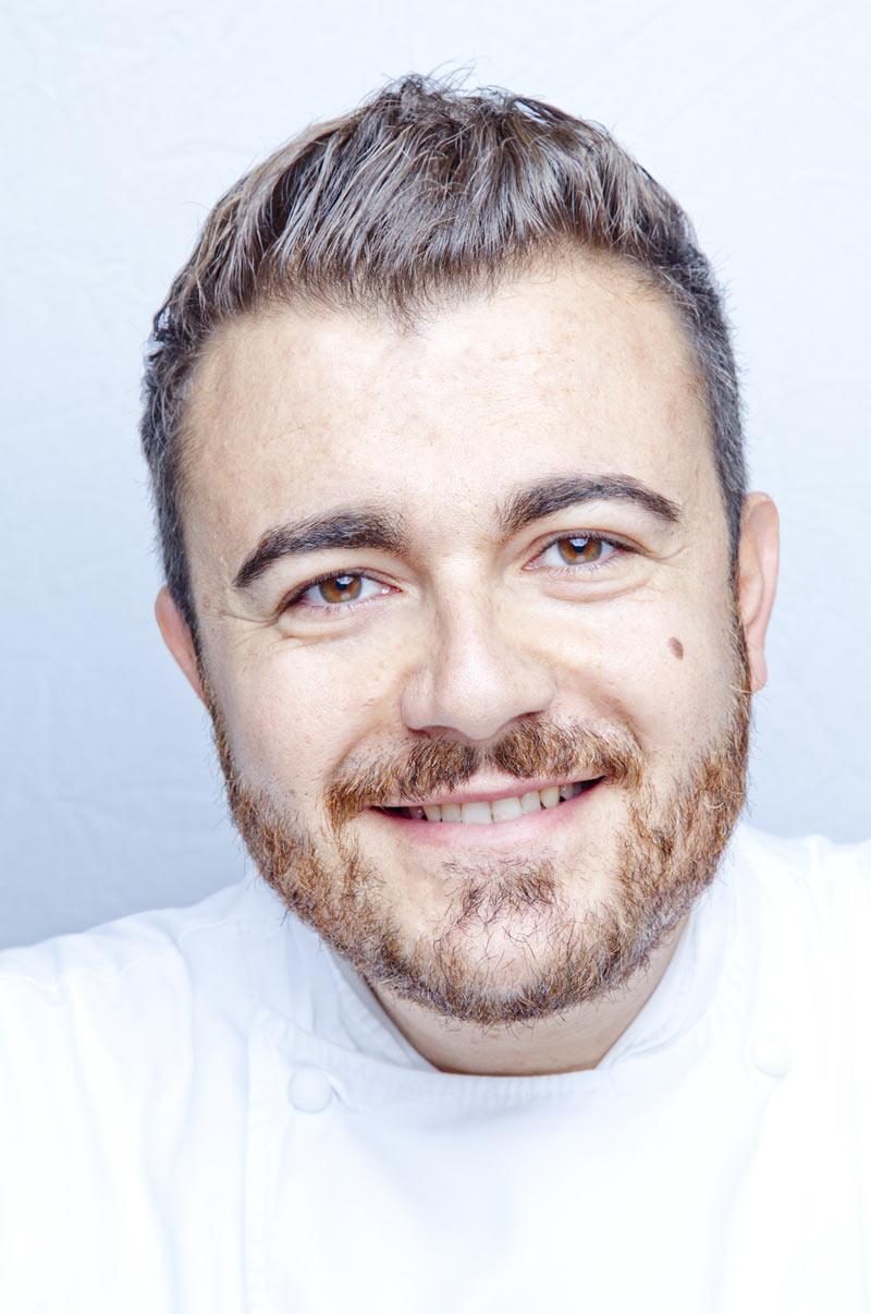 Chef Andrea Larossa